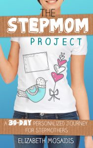 the stepmom project ebook cover