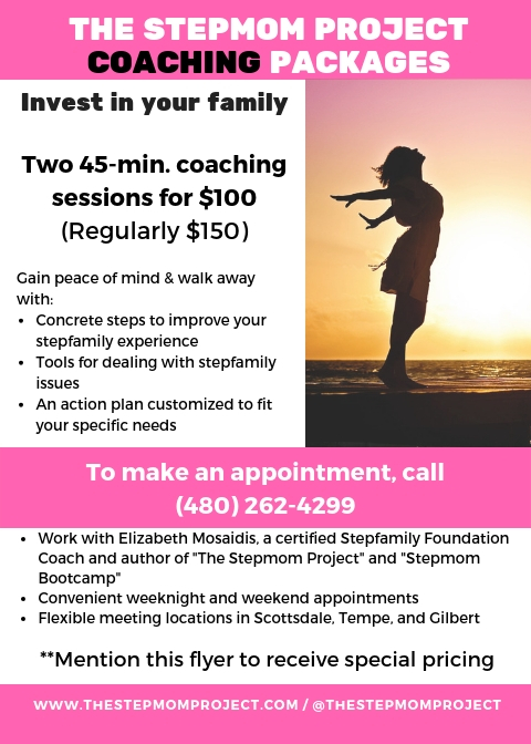 Stepmom Coaching Packages