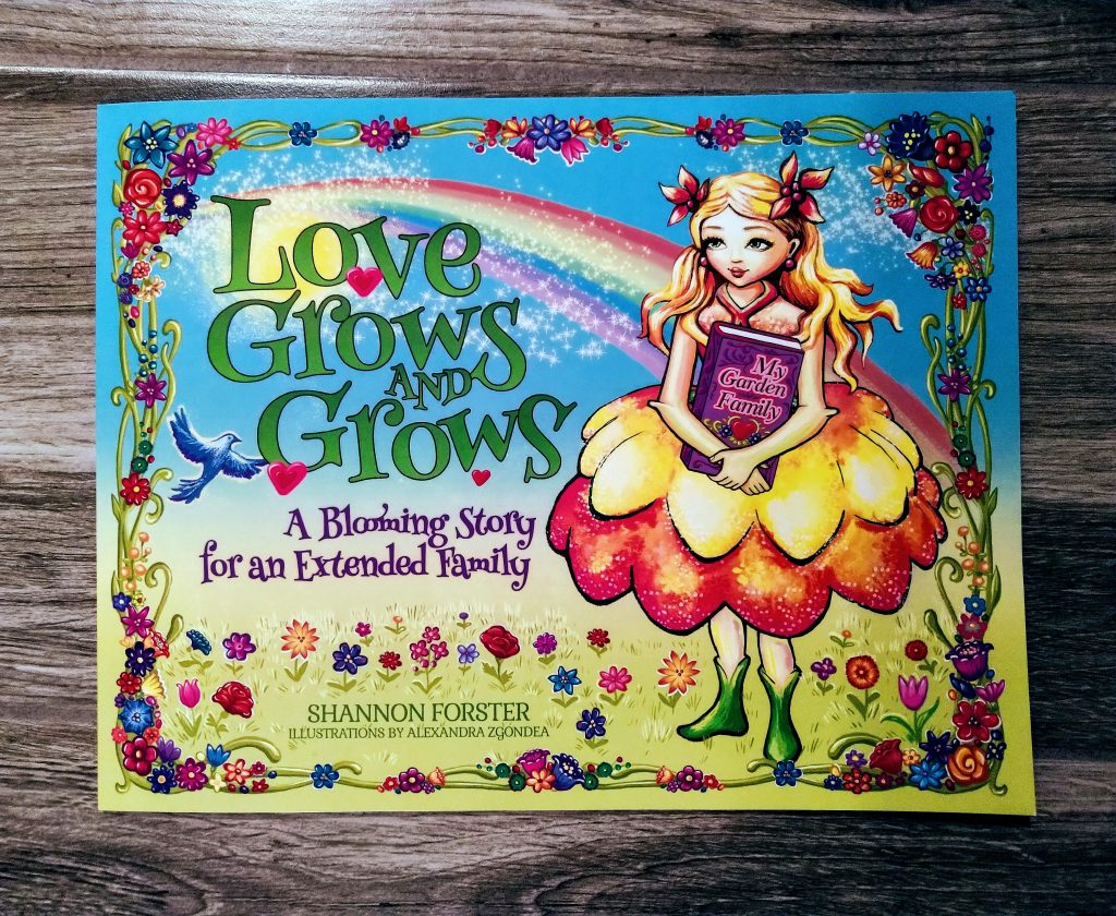 Love Grows and Grows book