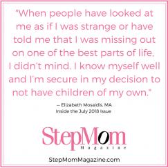 Featured in StepMom Magazine