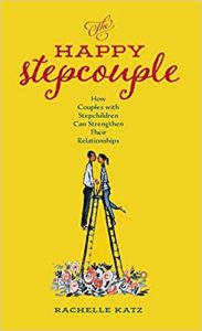 The Happy Stepcouple book cover, a great resource for stepmom support