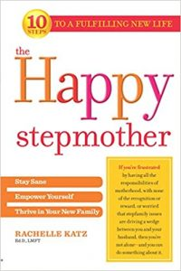The Happy Stepmother book cover