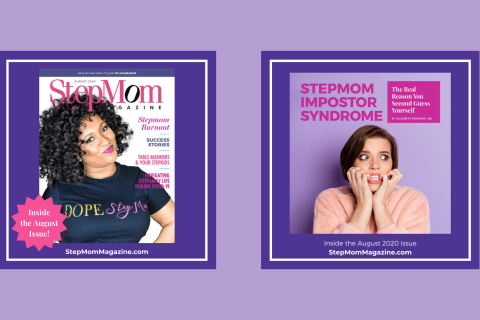 StepMom Impostor Syndrome article in StepMom Magazine
