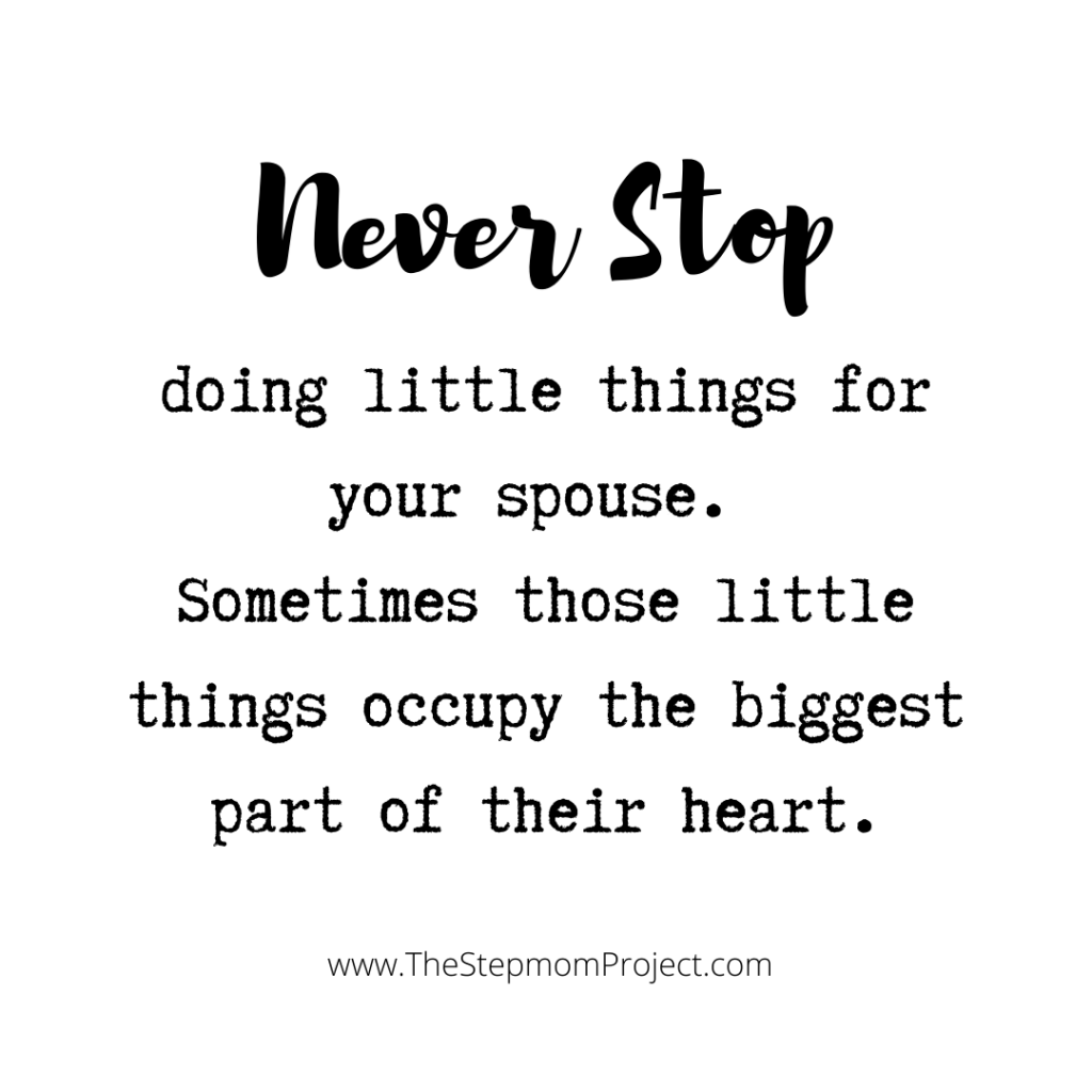 Avoid Habituation - Quote about Appreciating Your Spouse